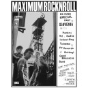 MAXIMUM ROCK AND ROLL - Nº 378 (Nov. 2014) - Zine