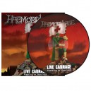 HAEMORRHAGE - Live Carnage - Feasting On Maryland - LP 12