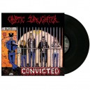 CRYPTIC SLAUGHTER - Convicted - LP 12
