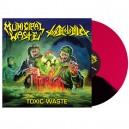 MUNICIPAL WASTE / TOXIC HOLOCAUST - Split - LP 12