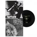 RUPTURE / BRUTAL TRUTH - Split - EP 7