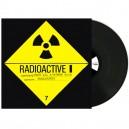EXTREME NOISE TERROR / CHAOS UK - Radioactive (split) - LP 12