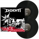 DOOM - Fuck Peaceville - 2LP 12