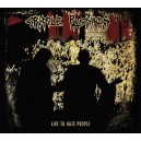 CRIPPLE BASTARDS - Live to hate people - CD (Digipack)