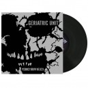 GERIATRIC UNIT - Permethrin Blues - LP 12